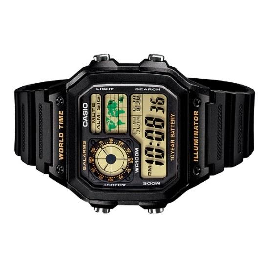 Casio AE-1200WH-1BV Watch