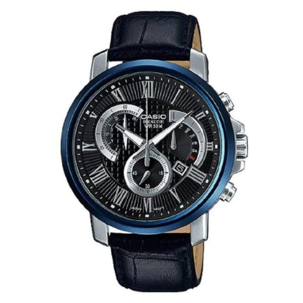Casio BEM-520BUL-1AV Enticer Men's Watch