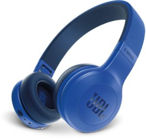 ac376f502ea JBL Over Ear Headphone Blue E45BT