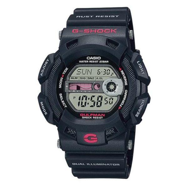 Casio G-9100-1 G-Shock Watch