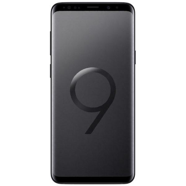 Samsung Galaxy S9+ 64GB Midnight Black 4G Dual Sim - S9 Plus