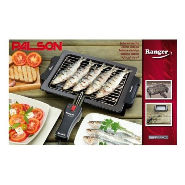 Palson Contact Grill & Barbeque 30558
