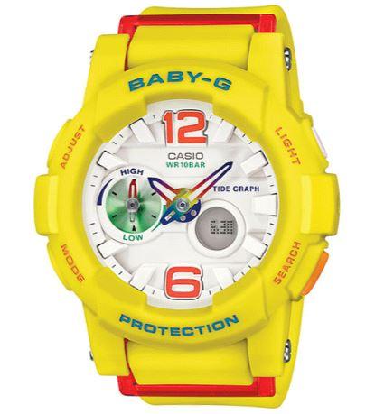 Casio BGA-180-9BDR Baby G Watch