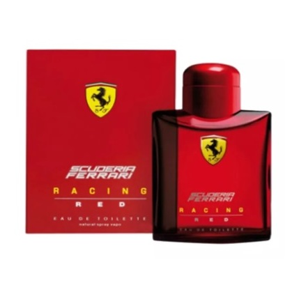 Ferrari Scunderia Racing Red Perfume For Men 125ml Eau de Toilette