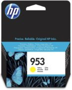 HP 953 F6U14AE Yellow Original Ink Cartridge