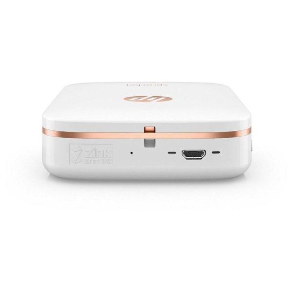 HP Sprocket Z3Z91 Portable Photo Printer + Case + Photo Album (*T&C apply)