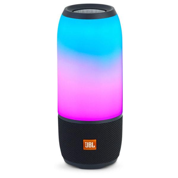 JBL PULSE3 Waterproof Portable Bluetooth Speaker Black