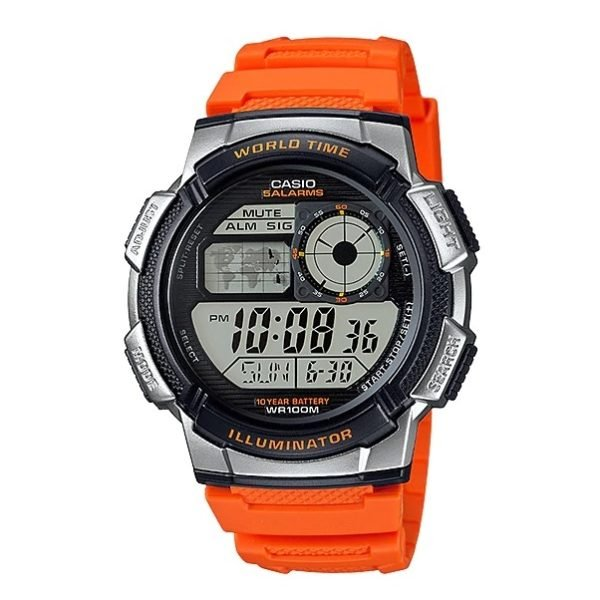 Casio AE-1000W-4BV Youth Unisex Watch