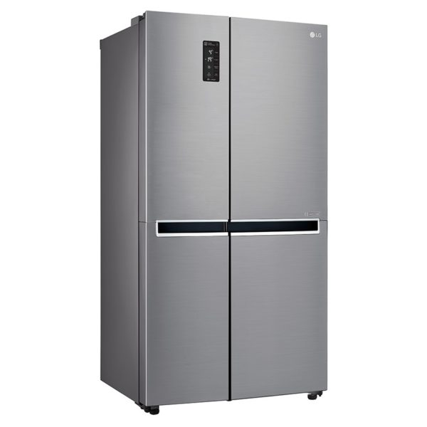LG Side By Side Refrigerator 720 Litres GRB257SLLV