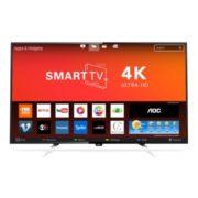 AOC 55U6285/56T 4K UHD Smart LED Television 55inch