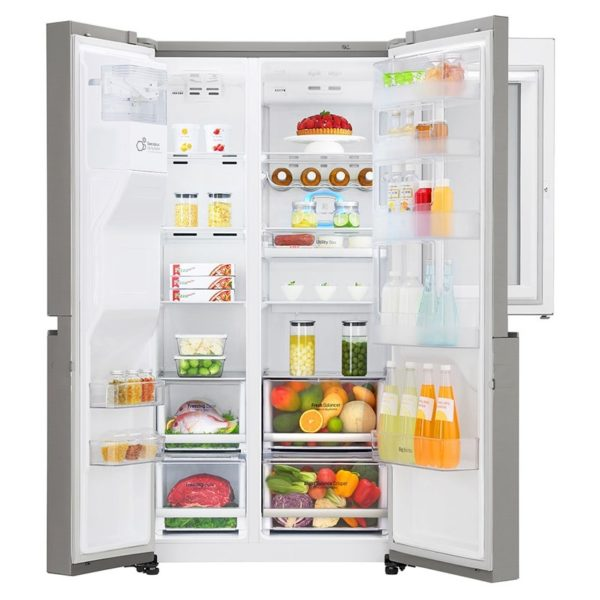 LG InstaView Door-in-Door Refrigerator 700 Litres GRX257CSAV