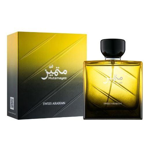 Swiss Arabian Mutamayez EDP Perfume For Men 100ml