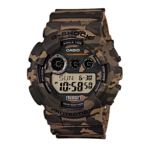Casio GD-120CM-5 G-Shock Watch