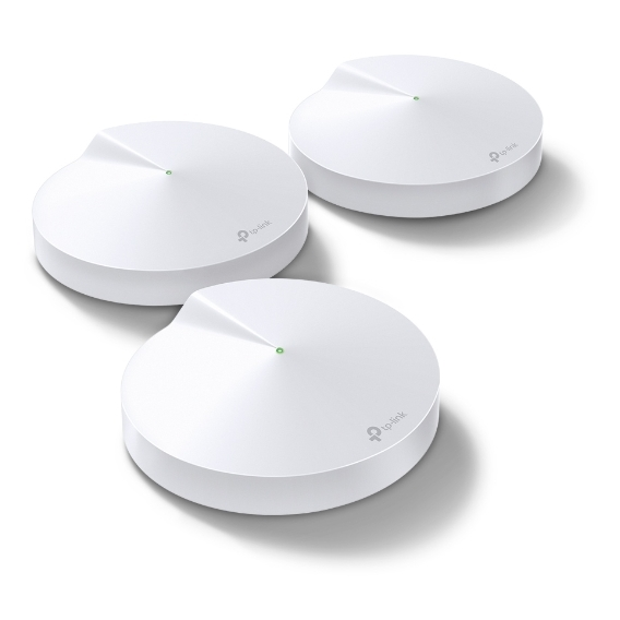 TP-Link Deco M9 Plus AC2200 Smart Home Mesh Wi-Fi System 3 Pack