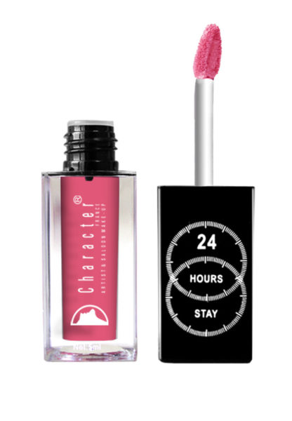 Character 24 Hour Stay Lipgloss Pink LPG031