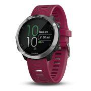 Garmin Forerunner 645 Music Multisport Watch Cerise - 0100186331