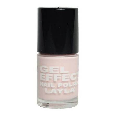 Layla Gel Effect Nail Polish Pretty Nude 020