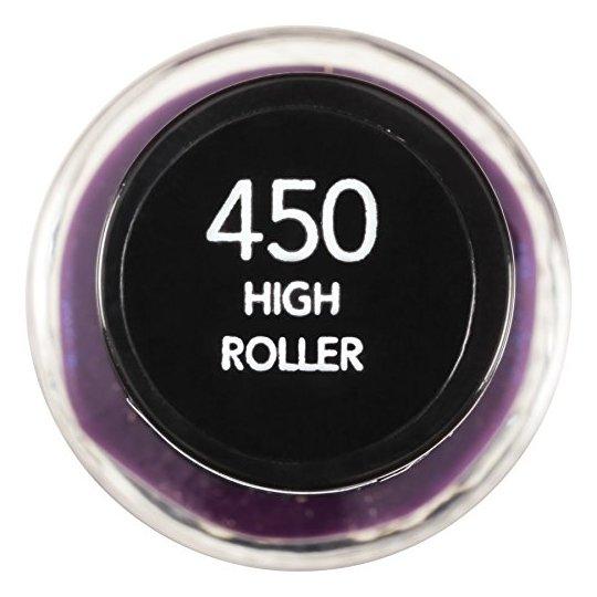 Revlon Nail Polish High Roller 450