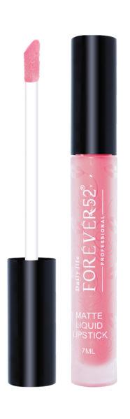 Forever52 Matt Liquid Lipstick Pink YLC017