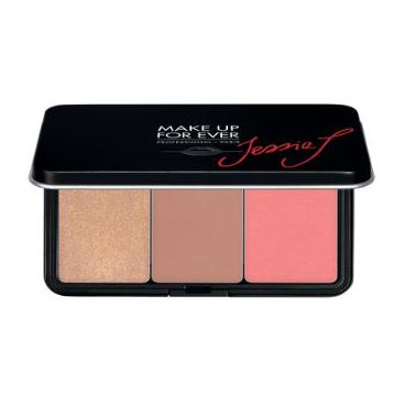Make Up For Ever Artist Face Color Limited Edition Trio Palette Blush
