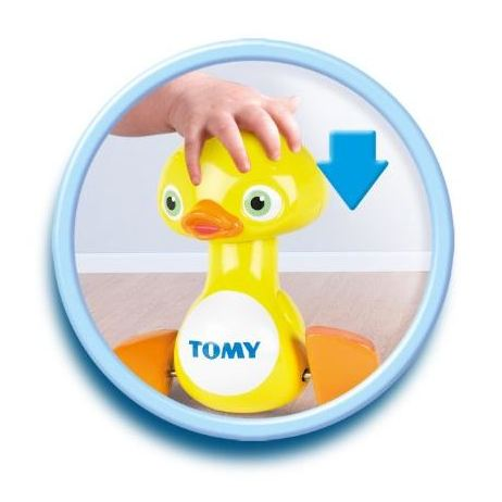 Tomy Toomies Wibble Wobble Duckling E72030
