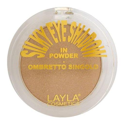 Layla Silky Eyeshadow 009