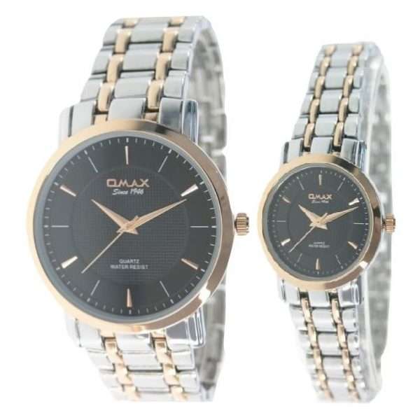 Omax Pair Watch 00ODC007N032 00ODC008N032
