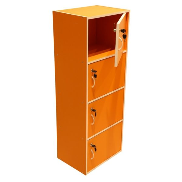 Home Style SH45163 Priciado Storage Cabinet