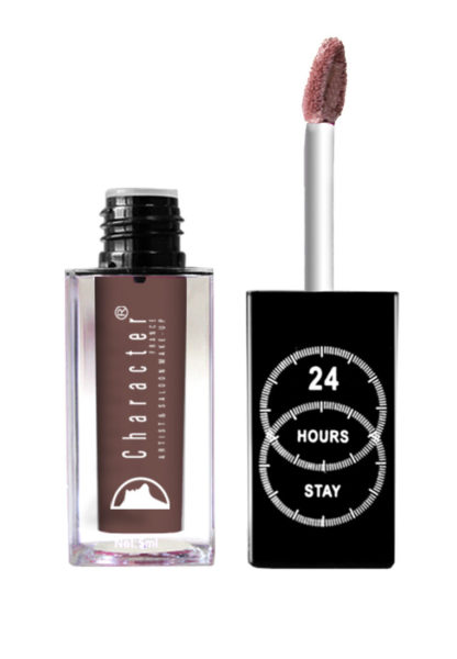 Character 24 Hour Stay Lipgloss Brown LPG037
