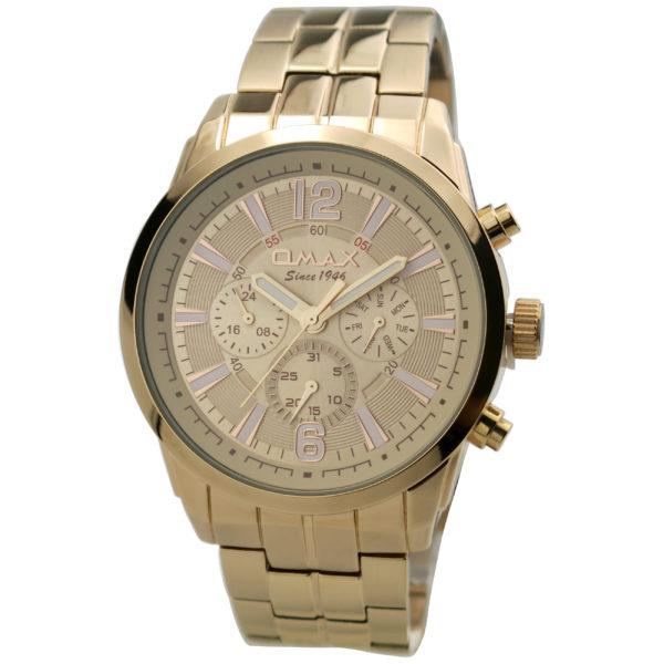 Omax GX35R88I Men's Wrist Watch