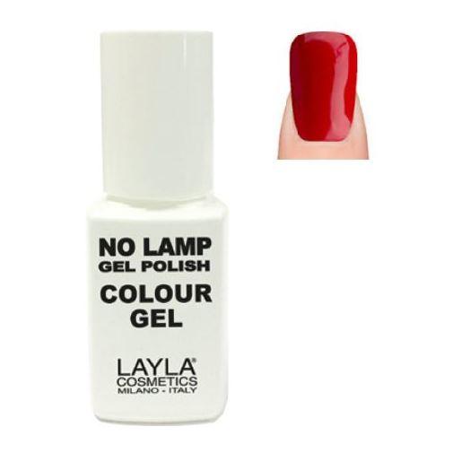 Layla No Lamp Gel Nail Polish Wandered 006
