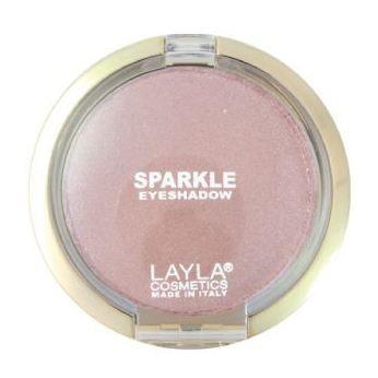 Layla Sparkle Eyeshadow 017