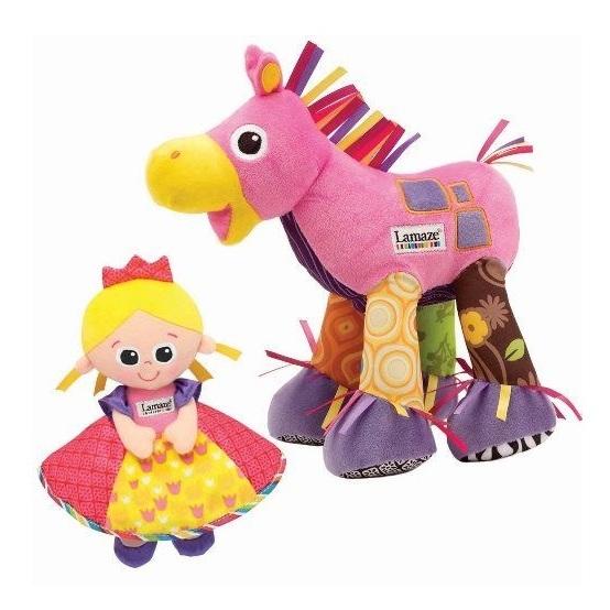 Tomy Lamaze Pink Pony Gift Set LC27138