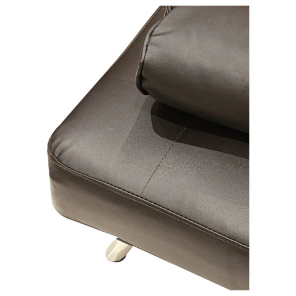Home Style SH53483 Mellow Sofa Bed Dark Brown