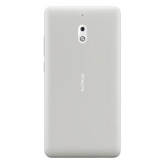Nokia 2 1 8GB Grey Silver Dual Sim Smartphone TA1080