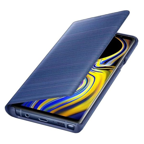 Samsung LED View Case Blue For Galaxy Note 9 (Delivery on 25th Aug)