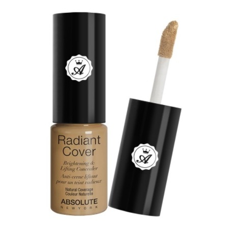 Absolute New York Radiant Cover Light Concealer Medium Warm ABS00ARC03
