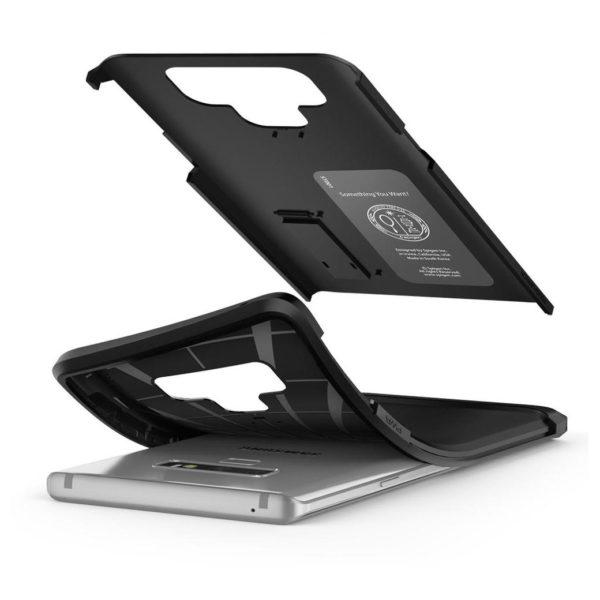 Spigen Tough Armor Black Case For Galaxy Note 9