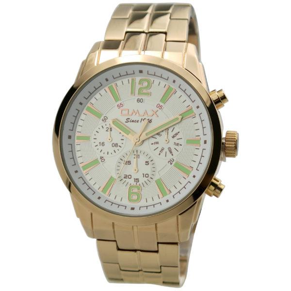 Omax GX35R38I Men's Wrist Watch