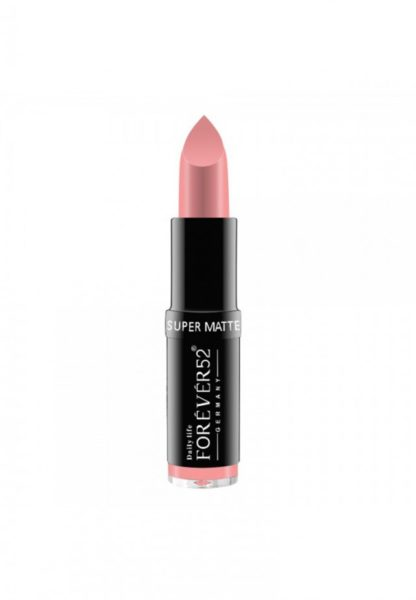 Forever52 Matte Long Lasting Lipstick Pink MLS034
