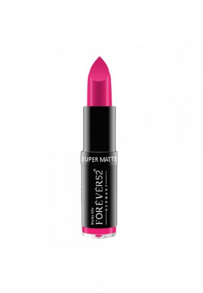 Forever52 Matte Long Lasting Lipstick Pink MLS003