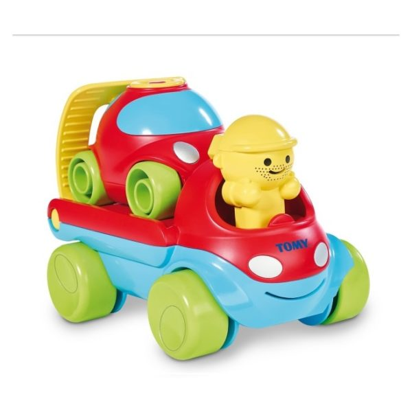 Tomy Toomies Fix & Load Tow Truck E72422