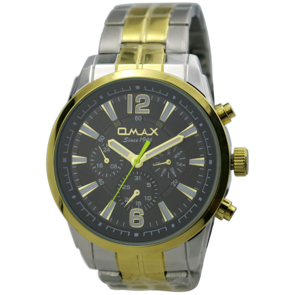 Omax GX35T2TI Men's Wrist Watch