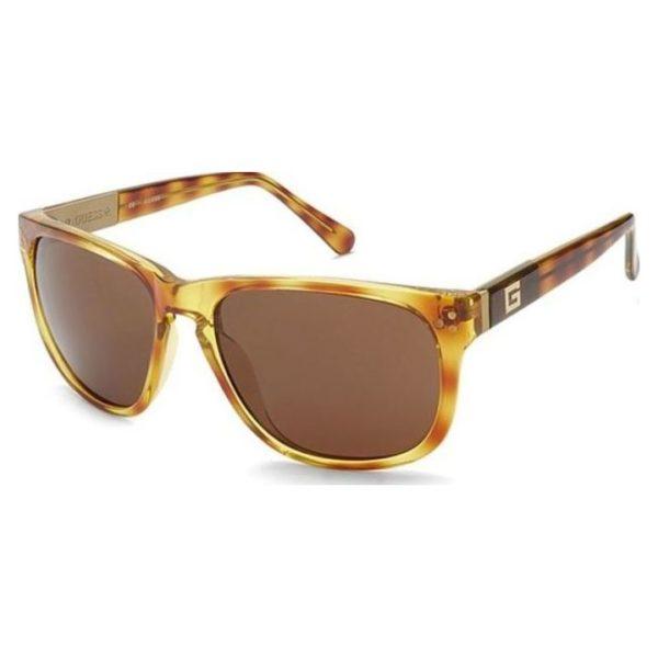 Guess Oval Female Sunglasses - GU6793HNY