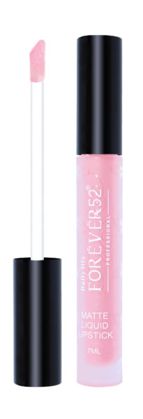 Forever52 Matt Liquid Lipstick Light Pink YLC018