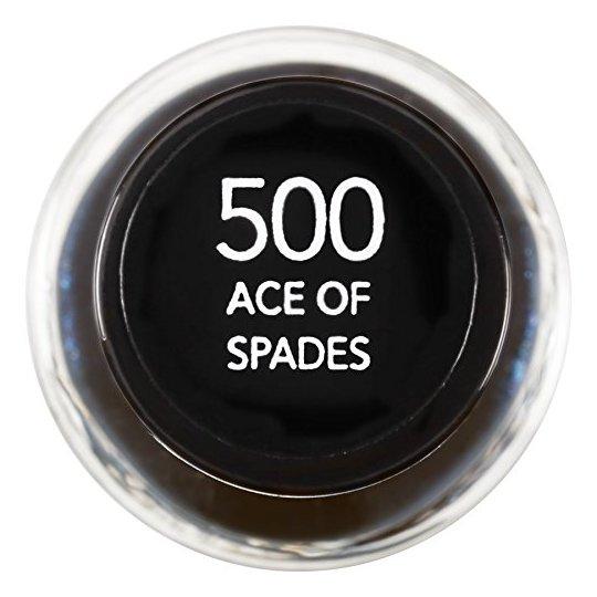 Revlon Nail Polish Ace Of Spades 500