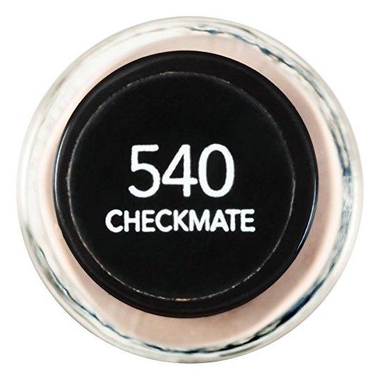 Revlon Nail Polish Checkmate 540