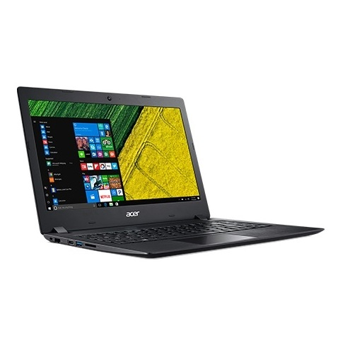 Acer Aspire 1 A114 Laptop - Celeron 1.1GHz 4GB 64GB Shared Win10 14inch HD Black