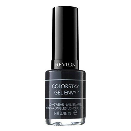 Revlon Nail Polish Black Jack 520
