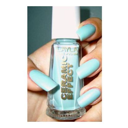 Layla Ceramic Effect Nail Polish Jade It All 024